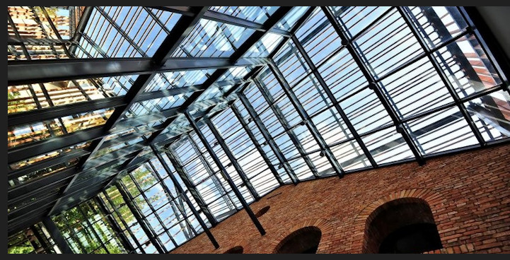 Skylights and glass roofs