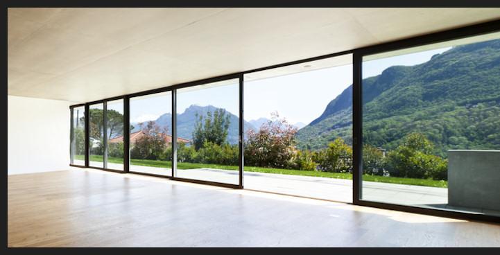 HST balcony doors