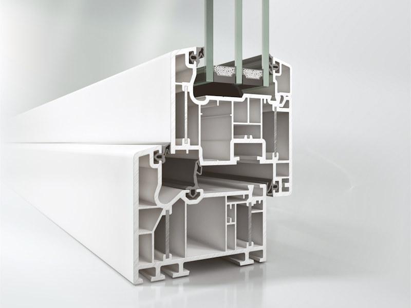 System okien pcv Schüco Alu Inside